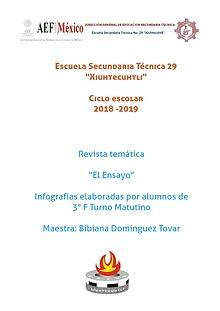 CICLO 2018 - 2019