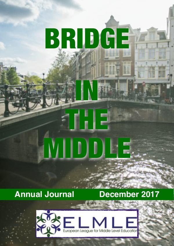 ELMLE 2018 - Amsterdam Bridge 2018 Amsterdam