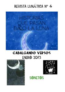 PROYECTO LUNÁTICOS (Nº4) HISTORIAS QUE PASAN BAJO LA LUNA