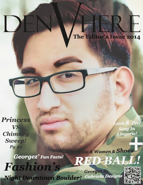 DenVhere Magazine: The Editor's Issue 2014