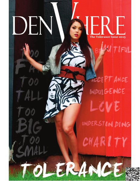 DenVhere Magazine: The Tolerance Issue 2015