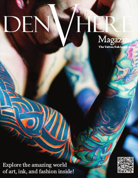 Tattoo/Ink Issue 2016