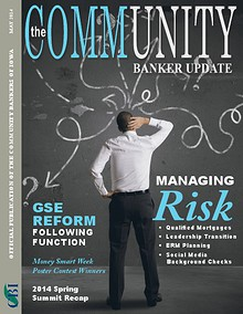 Community Bankers of Iowa Monthly Banker Update
