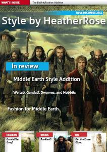 FASHION Hobbit EDITION