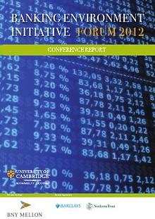 BEI Forum 2012 Official Report