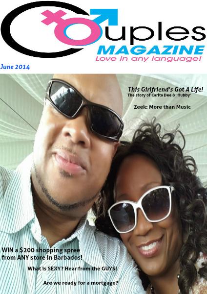 Couples Magazine June 2014