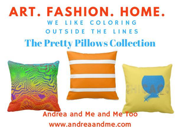Art. Fashion. Home. - The Pretty Pillows Collection Art Fashion Home Catalog
