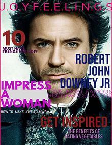 Joy feelings magazine