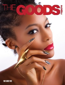 The G.O.O.D.S. Magazine November 2013