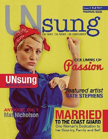 UNsung, The Magazine