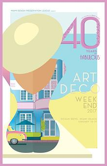 Art Deco Weekend 2017