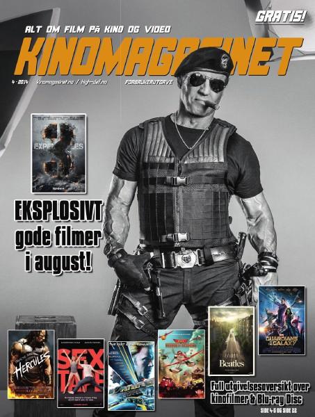 KINOMAGASINET 4•2014 – August