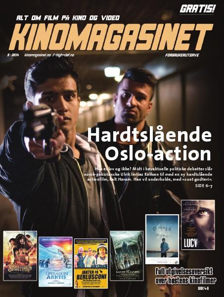 KINOMAGASINET 5•2014 – September – Oktober