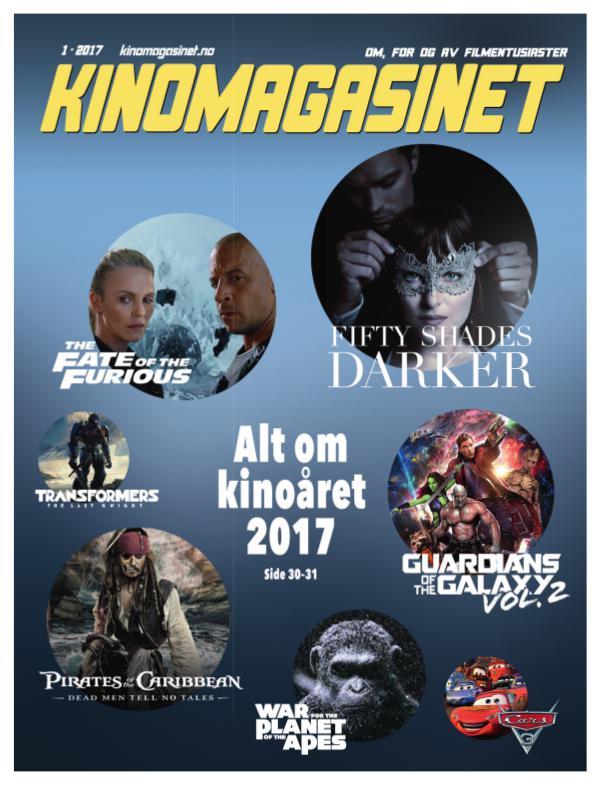 KINOMAGASINET 1•2017