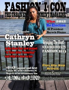 FASHION I-CON THE URBAN ENTERTAINMENT MAGAZINE Dec/Jan 2013