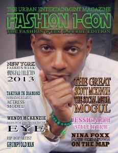 Fashion I-Con The Urban Entertainment Magazine March/April 2013