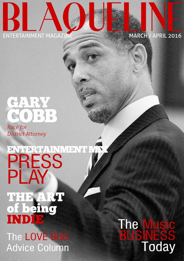 BLAQUELINE Entertainment Magazine - Issue 08