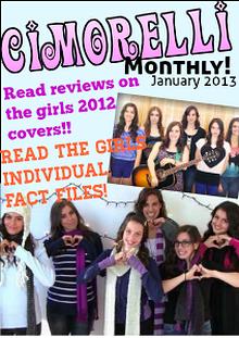 Cimorelli Monthly