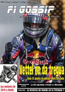 Nº12: Vettel no da tregua
