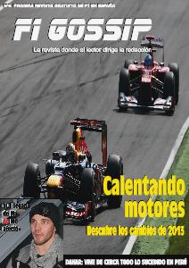 F1Gossip Magazine Nº7: Calentando motores