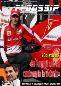 F1Gossip Magazine Nº8: En Ferrari solo se contempla la victoria