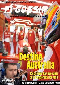 F1Gossip Magazine Nº9: Destino Australia