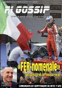 F1Gossip Magazine Nº 10: FER-nomenale