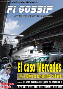 F1Gossip Magazine Nº 11: El caso Mercedes
