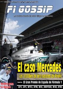 F1Gossip Magazine Nº11: El caso Mercedes
