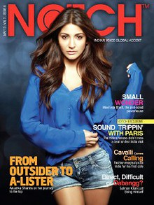 NOTCH - India's First Digital Lifestyle Magazine