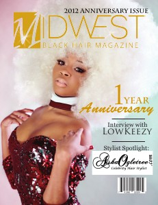 Midwest Black Hair Magazine December 2012