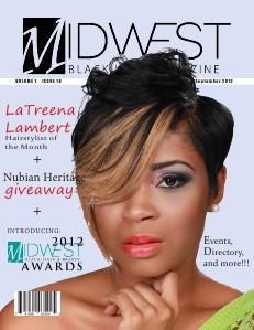 Midwest Black Hair Magazine September 2012
