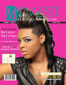 Midwest Black Hair Magazine August 2012