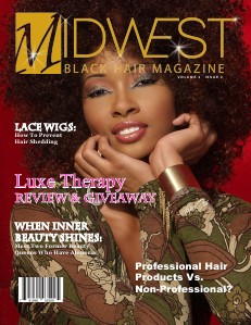Midwest Black Hair Magazine February 2013