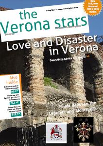 The Verona Stars January 1596