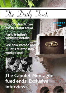 The Daily Torch 1594 October