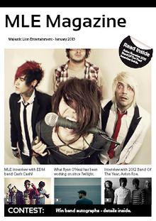 MLE Magazine