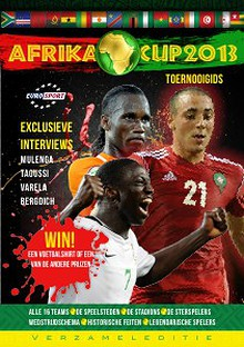 Afrika Cup 2013 Toernooigids