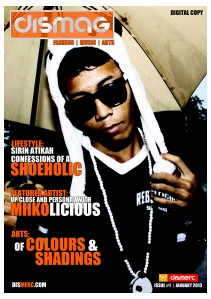 DISMAG ISSUE #1 JANUARY 2013 JAN 2013