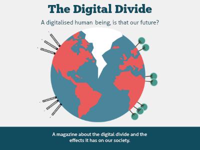 The Digital Divide jan. 2013