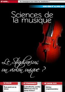 Stradivarius Hors-série no. 18 d'avril 2013