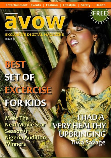 Avow Exclusive Digital Magazine. Issue 9 Issue 9