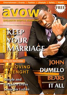 Avow Exclusive Digital Magazine