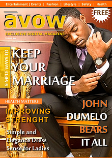 Avow Exclusive Digital Magazine