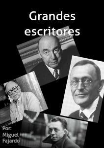Grandes escritores Vol. 1