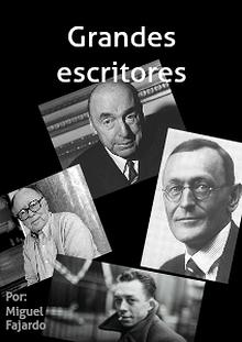 Grandes escritores