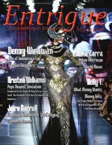 Entrigue Magazine December 2014 July 2012