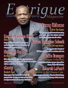 Entrigue Magazine December 2014 March 2013