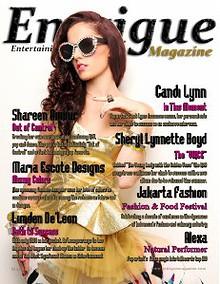Entrigue Magazine December 2014