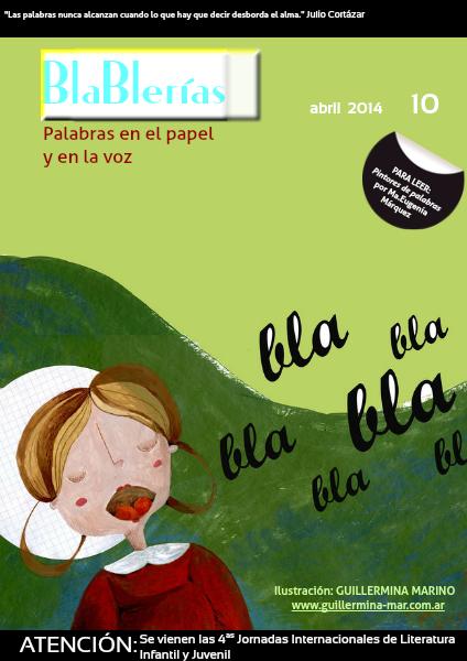 Blablerías N°10 - Abril 2014
